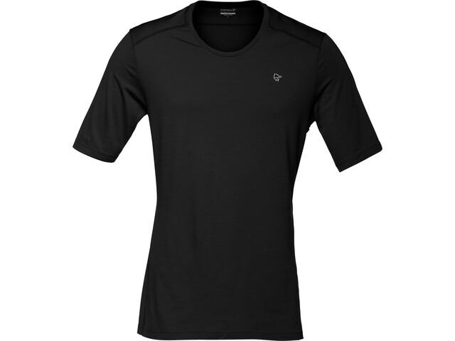 Norrøna Wool T-Shirt Men Caviar